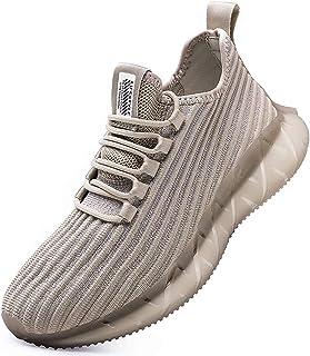 SANNAX Scarpe da Ginnastica Uomo Sportive Running Fitness Sneakers Traspiranti Outdoor Respirabile Casual Moda Corsa Legge...