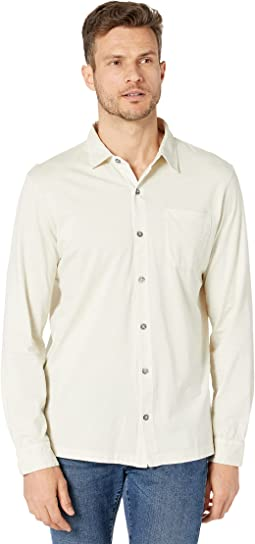 Santa Monica Long Sleeve Button Front Shirt