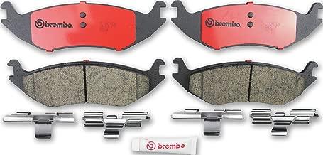 Brembo P18010N Rear Disc Brake Pad