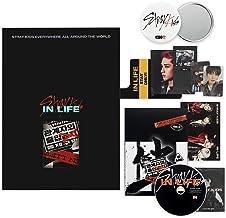 STRAY KIDS 1st Repackage Album - IN生 (IN LIFE) [ Limited ver. ] CD + Photobook + Photo&Post card + Door Hanger + Panorama ...