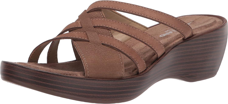 Eastland Women's Poppy Slide Sandal