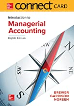 Best mcgraw hill managerial accounting access code Reviews