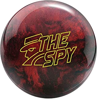 Radical Bowling Products The Spy Bowling Ball - Red/Black 15