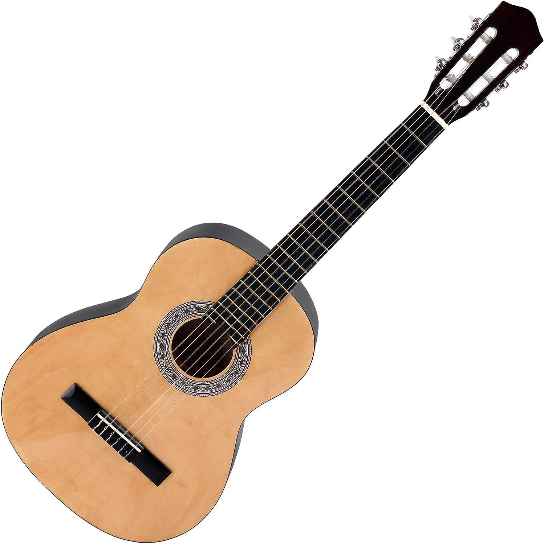 Cálida Benita Guitarra Clásica 7/8 natural