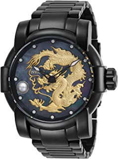 Speedway Dragon Automatic Black Dial Men's Watch 28707