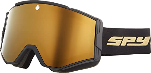 25th Anniv Black Gold HD Plus Bronze w/ Gold Spectra Mirror