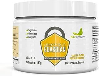 Leaky Gut Guardian Repair Powder - Vegetarian Vanilla - Contains Probiotics for Men and Women - Gas & Bloating Relief - GI...