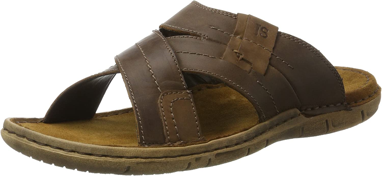 Josef Seibel Paul 29 Cross Mens Mules
