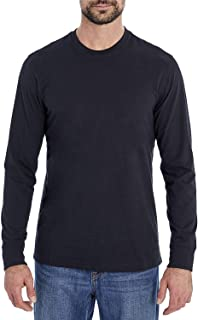 Eddie Bauer Men's Solid Color Long Sleeve Tee