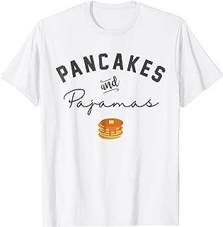 Pancakes and Pajamas Cute Slumber T-shirt