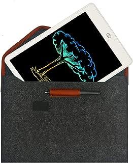 Malset f/ür fr/ühzeitige Bildung Schreiben Graffiti-Brett LED-Schreibtafel A3 wei/ß leuchtende fluoreszierende Farbe TreA2Sure 3D-Zeichentafel