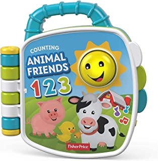 Fisher-Price Laugh & Learn Counting Animal Friends, Multicolor