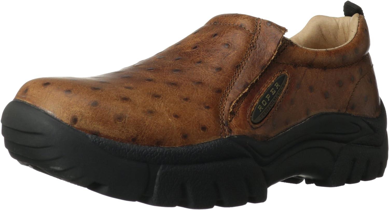 Roper Men's Performance Slip-On Casual Western Shoe