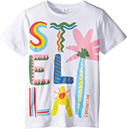 Multicolor Stella Short Sleeve Tee Early (Toddler/Little Kids/Big Kids)