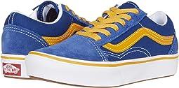 (Pop) True Blue/Cadmium Yellow