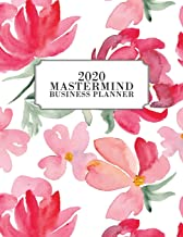 2020 Mastermind Planner: 2020 Weekly & Monthly Planner for January 2020 - December 2020, MONDAY - SUNDAY WEEK + To Do List...
