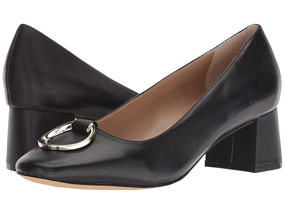 Tahari Mavis (Black Calf) Women
