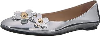 حذاء باليه مسطح للسيدات من مارك جاكوبس ديزي