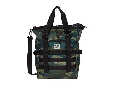adidas Originals Originals Utility Carryall Tote (Adi Camo) Handbags