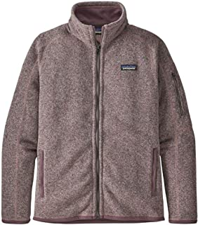 Patagonia W's Better Sweater Jkt Chaqueta, Mujer