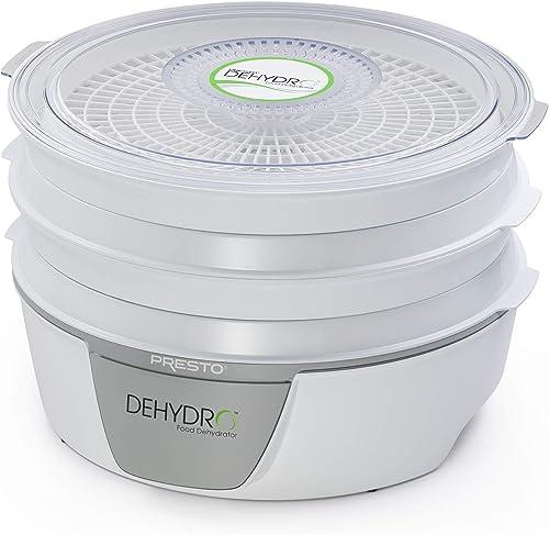 Presto-06300-Dehydro-Electric-Food-Dehydrator,-Standard