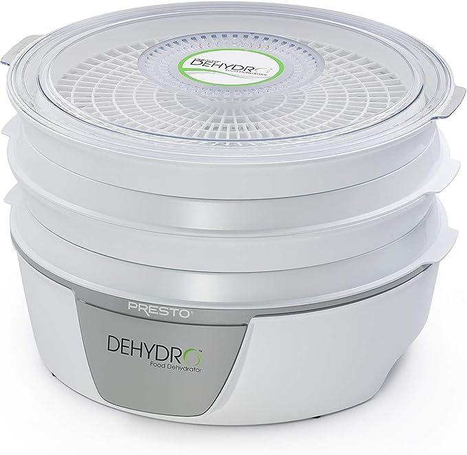 Presto 06300 Dehydro Electric Food Dehydrator - Affordable Food Dehydrators