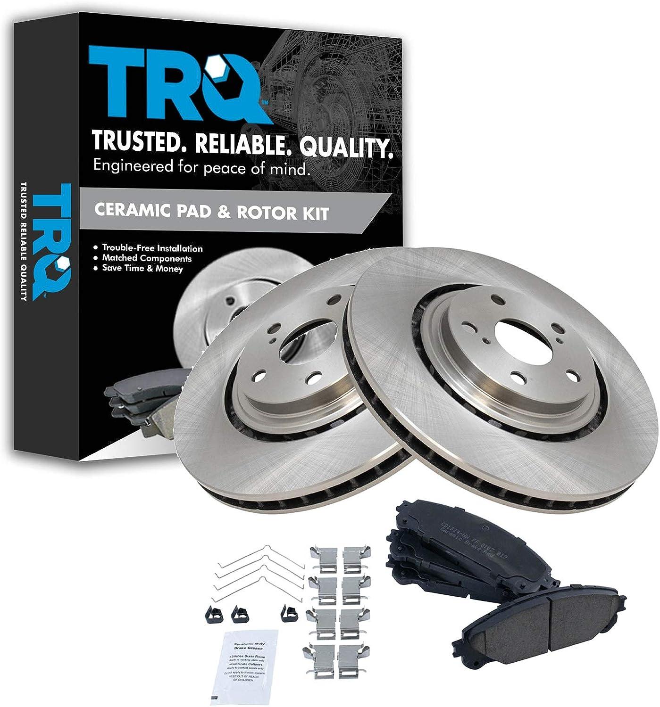 Front Premium Posi Ceramic Disc Brake for Kit service Pad To Rotor Limited price sale Set