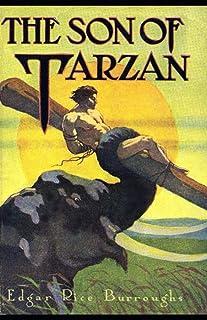 The Son of Tarzan (Tarzan #16) Annotated