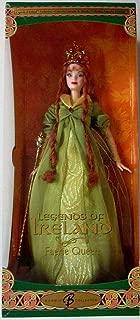 Barbie 2004 Legends of Ireland Faerie Queen Redhead Doll