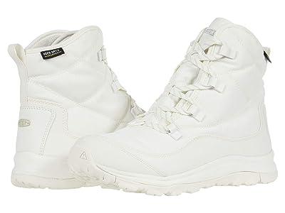 KEEN Terradora II Waterproof Ankle Boot (Star White/Silver Birch) Women