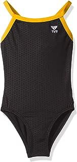 Girls' Hexa Diamondfit Swimsuit