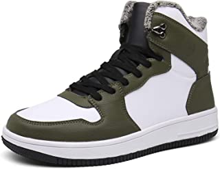 Mens Womens Snow Boots Skateboarding Winter Fashion Sneakers Waterproof Outdoor Shoes