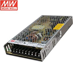 Mean Well LRS-200-12 Switching Power Supply, Single Output, 12V, 17A, 200W, 8.5 L x 4.5 W x 1.2 H