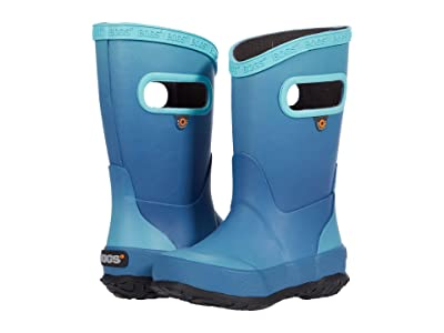 Bogs Kids Rain Boots Ombre (Toddler/Little Kid/Big Kid) (Blue Multi) Kids Shoes