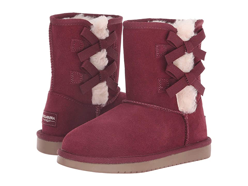 Koolaburra by UGG Victoria Short (Little Kid/Big Kid) (Wild Plum) Women's Shoes