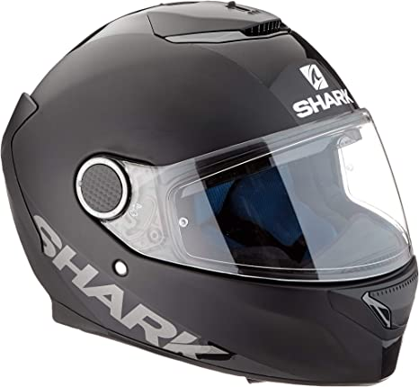 Shark Motorcycle Helmet Full Visor Full Face Motorcycle Helmet Spartan Carbon Unisex Sportsman All Year Round L Auto