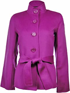 Women's Wool & Cashmere Flare Sleeve Jacket Misses
