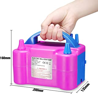 Forzza Electric Air Balloon Pump/Inflator/Blower for Party Decoration