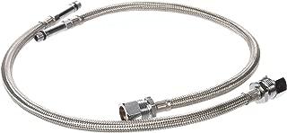T&S Brass 012534-45 B-0113 Pru Flex Supply Hoses (