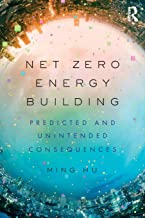 Net Zero Energy Building: Predicted and Unintended Consequences