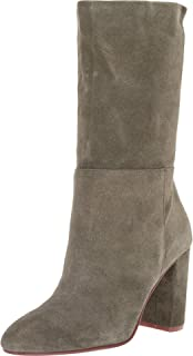 Chinese Laundry Women's Keep UP Mid Calf Boot, Black Smooth