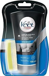 Veet Men krem do depilacji pod prysznic – skóra wrażliwa 150 ml
