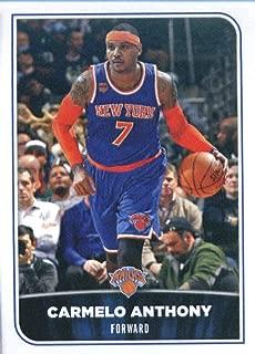 2017-18 Panini Stickers #134 Carmelo Anthony New York Knicks