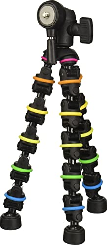 wholesale Polaroid Snap and Wrap Flexi Color Tripod with 360° Rotating Ball Head popular - Flexible Vertebrae-Like Legs & Rubberized Feet high quality for Endless Conforming Ability & Sure Grip online