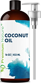 Fractionated Coconut Oil Massage Oil – Cold Pressed Pure MCT Oil for Essential Oils..