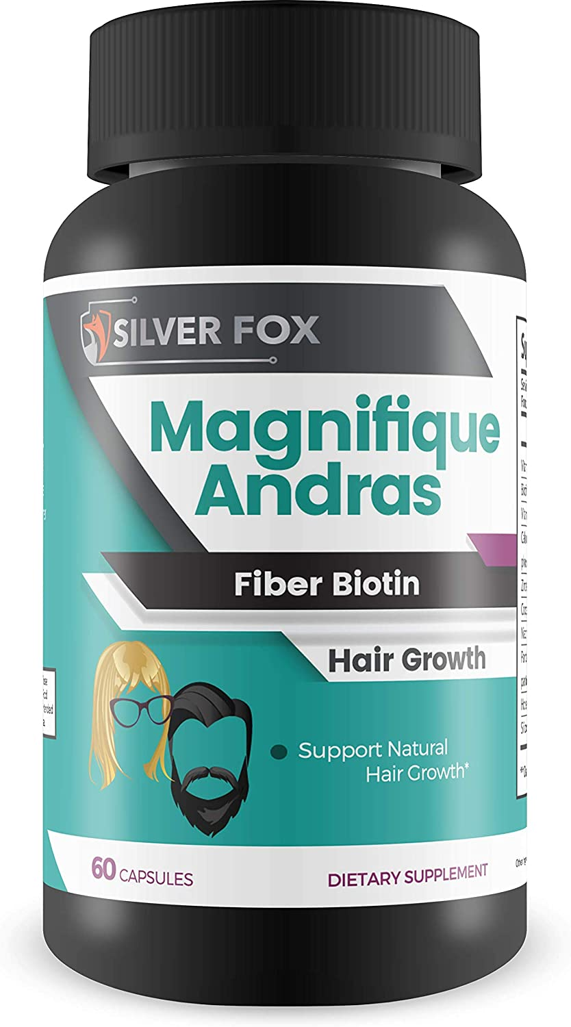 Magnifique - Andras Fiber Biotin Hair Gro Growth Potent All stores Ranking TOP20 are sold