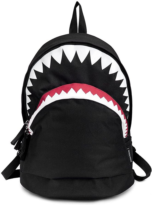 Shark Fancy Series Backpack Black