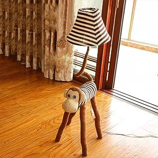 lampadaire Lampe de Sol créative créée par Un Dessin animé pour Enfants Lampe de Chevet de Chambre à Coucher Lampe de Sol ...