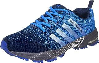 Wealsex Zapatos para Correr En Montaña Asfalto Aire Libre