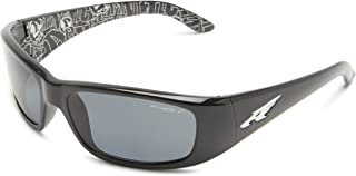 Men's An4178 Quick Draw Wrap Sunglasses